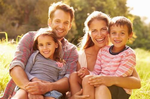 Family Outdoors | Tooth Colored Fillings Randwick NSW