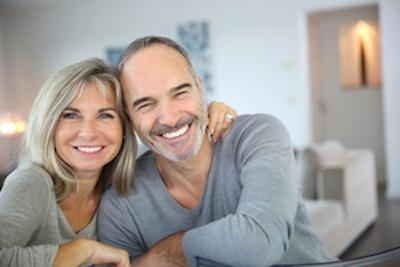 Older Couple | Cosmetic Dentistry Randwick NSW