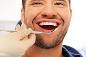 Man at Dentist | Dental Emergency Randwick NSW