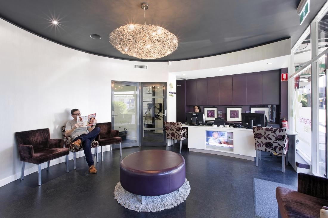 Lobby at Centennial Smiles | Randwick NSW